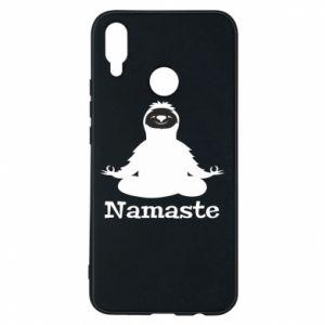 Phone case for Huawei P Smart Plus Namaste