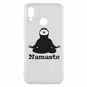 Phone case for Huawei P20 Lite Namaste