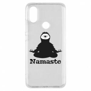 Phone case for Xiaomi Mi A2 Namaste