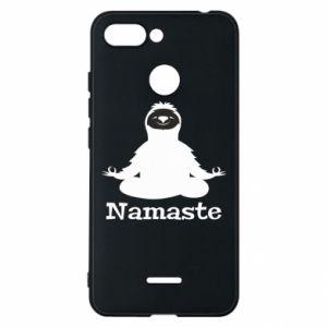 Phone case for Xiaomi Redmi 6 Namaste