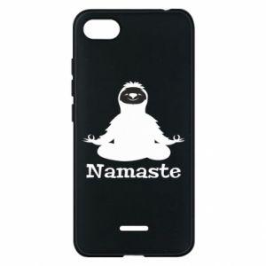 Phone case for Xiaomi Redmi 6A Namaste