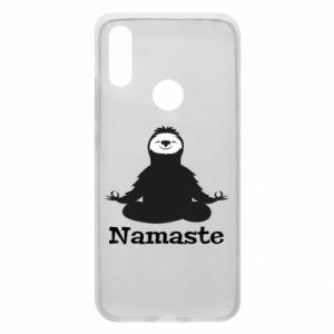 Phone case for Xiaomi Redmi 7 Namaste