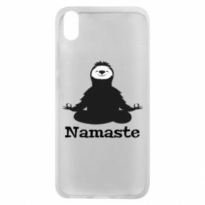 Phone case for Xiaomi Redmi 7A Namaste