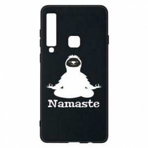 Phone case for Samsung A9 2018 Namaste