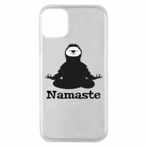 Phone case for iPhone 11 Pro Namaste
