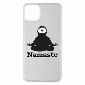Phone case for iPhone 11 Pro Max Namaste
