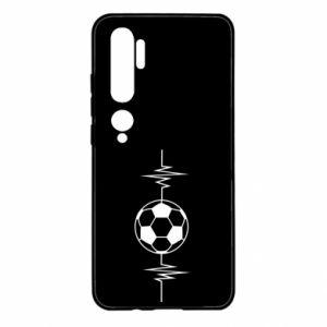 Xiaomi Mi Note 10 Case Namiętna piłka nożna