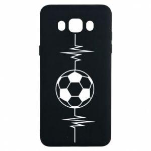 Samsung J7 2016 Case Namiętna piłka nożna