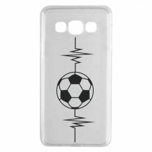 Samsung A3 2015 Case Namiętna piłka nożna