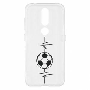 Nokia 4.2 Case Namiętna piłka nożna