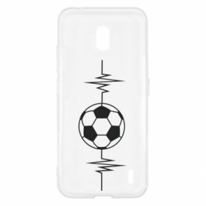 Nokia 2.2 Case Namiętna piłka nożna