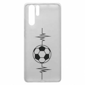Huawei P30 Pro Case Namiętna piłka nożna