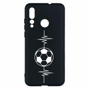 Huawei Nova 4 Case Namiętna piłka nożna