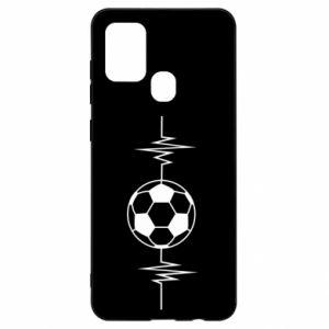 Samsung A21s Case Namiętna piłka nożna