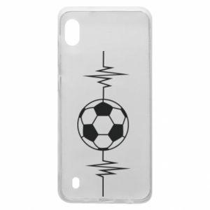 Samsung A10 Case Namiętna piłka nożna