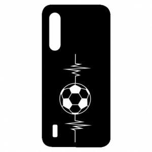 Xiaomi Mi9 Lite Case Namiętna piłka nożna