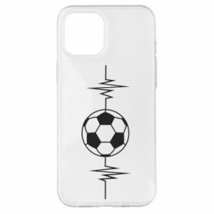 iPhone 12 Pro Max Case Namiętna piłka nożna