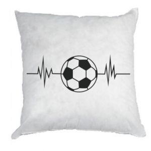 Poduszka Namiętna piłka nożna