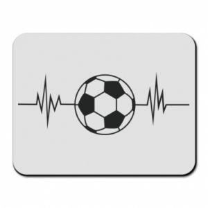 Podkładka pod mysz Namiętna piłka nożna