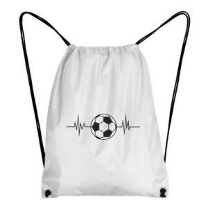 Backpack-bag Namiętna piłka nożna