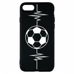 Phone case for iPhone 7 Namiętna piłka nożna