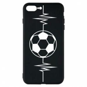 Etui na iPhone 8 Plus Namiętna piłka nożna