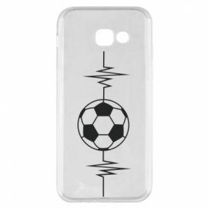 Etui na Samsung A5 2017 Namiętna piłka nożna