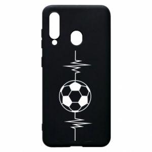 Phone case for Samsung A60 Namiętna piłka nożna