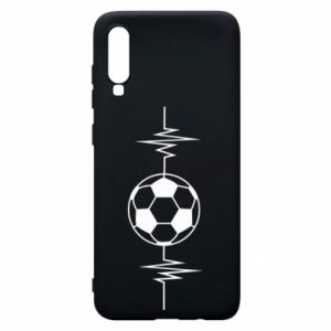 Phone case for Samsung A70 Namiętna piłka nożna