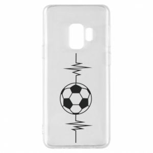 Etui na Samsung S9 Namiętna piłka nożna
