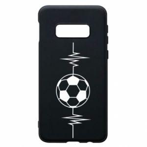 Phone case for Samsung S10e Namiętna piłka nożna