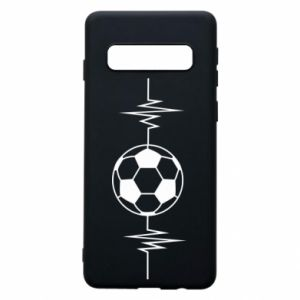 Etui na Samsung S10 Namiętna piłka nożna