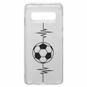 Etui na Samsung S10+ Namiętna piłka nożna