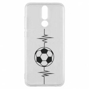 Phone case for Huawei Mate 10 Lite Namiętna piłka nożna