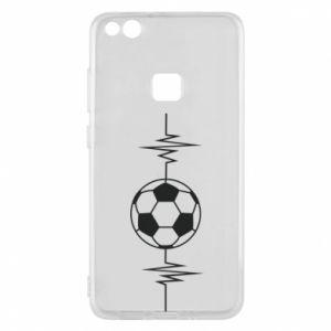 Phone case for Huawei P10 Lite Namiętna piłka nożna