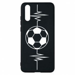 Phone case for Huawei P20 Namiętna piłka nożna