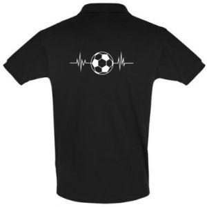 Koszulka Polo Namiętna piłka nożna