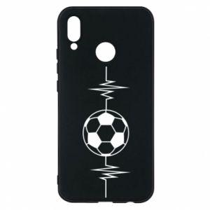 Etui na Huawei P20 Lite Namiętna piłka nożna
