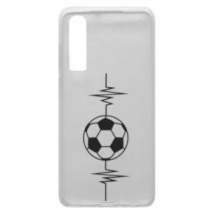 Phone case for Huawei P30 Namiętna piłka nożna
