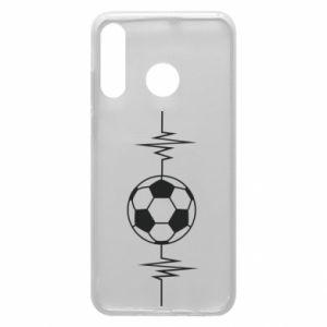 Etui na Huawei P30 Lite Namiętna piłka nożna