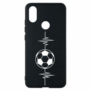 Phone case for Xiaomi Mi A2 Namiętna piłka nożna