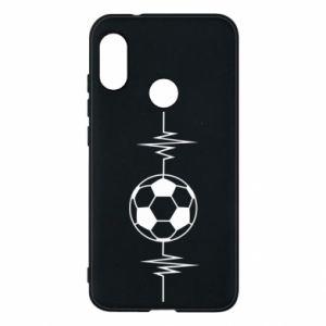Phone case for Mi A2 Lite Namiętna piłka nożna