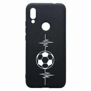 Phone case for Xiaomi Redmi 7 Namiętna piłka nożna
