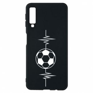 Phone case for Samsung A7 2018 Namiętna piłka nożna