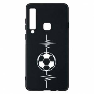 Phone case for Samsung A9 2018 Namiętna piłka nożna