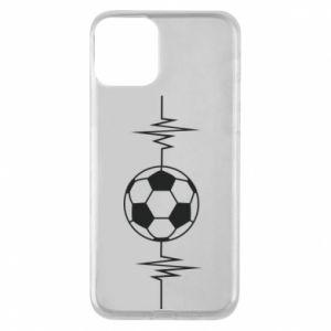 Phone case for iPhone 11 Namiętna piłka nożna
