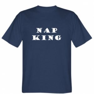 T-shirt Nap king