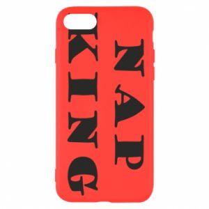 Etui na iPhone SE 2020 Nap king