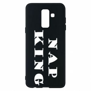 Phone case for Samsung A6+ 2018 Nap king