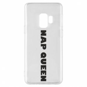 Etui na Samsung S9 Nap queen